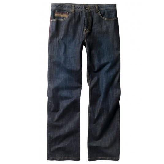 Prana Axiom Jean climbing pant, in denim