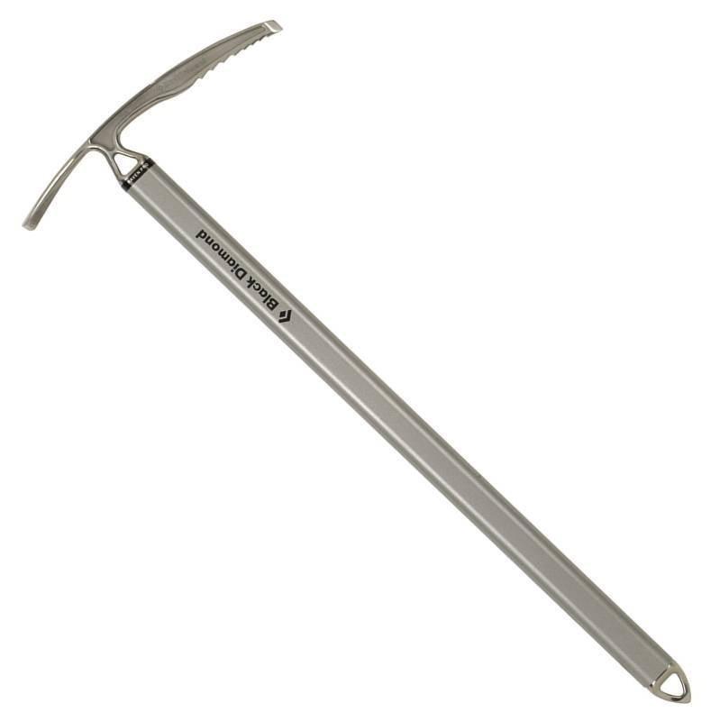 Black Diamond Raven Pro Ice Axe, in silver colour