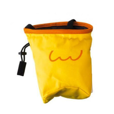 Snap Cornet climbing chalk bag, in Curry