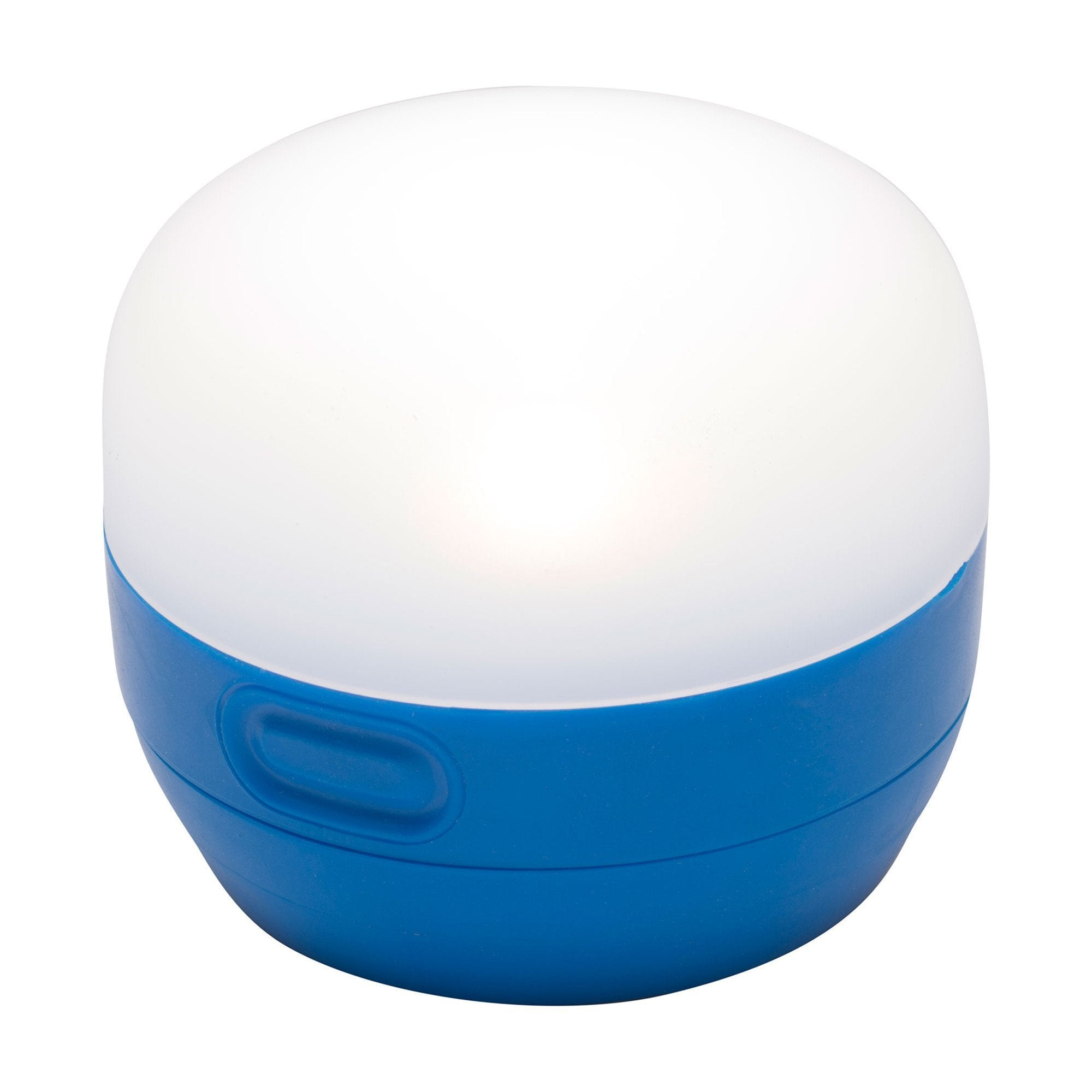 Black Diamond Moji camping Lantern, floor use in blue/white colours