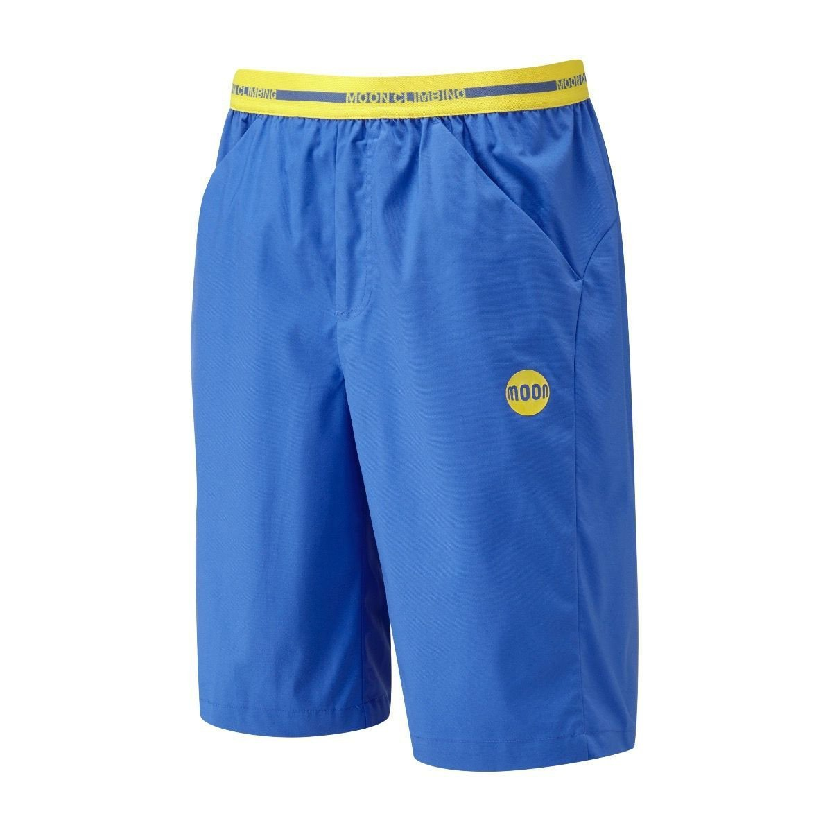 Moon Samurai Short Skydiver Blue Front