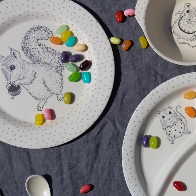 Making The Switch To Eco-Friendly Children's Tableware