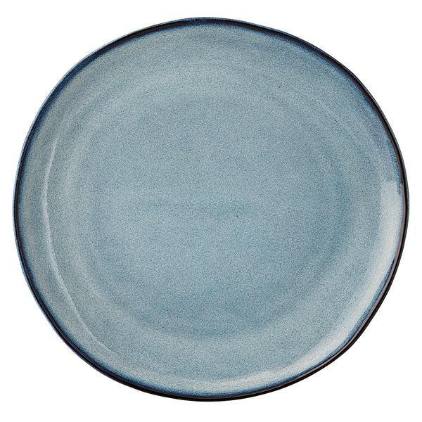 Sandrine Dinner Plate, Blue