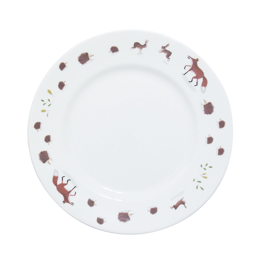 Fox March Plate