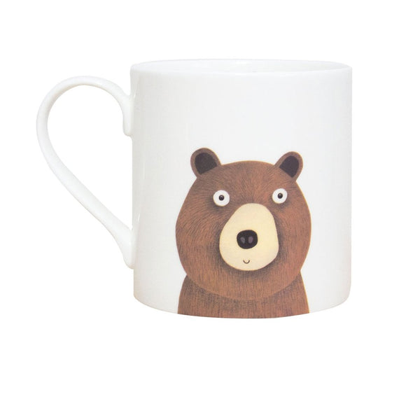 Mister and Miss Bear Mug