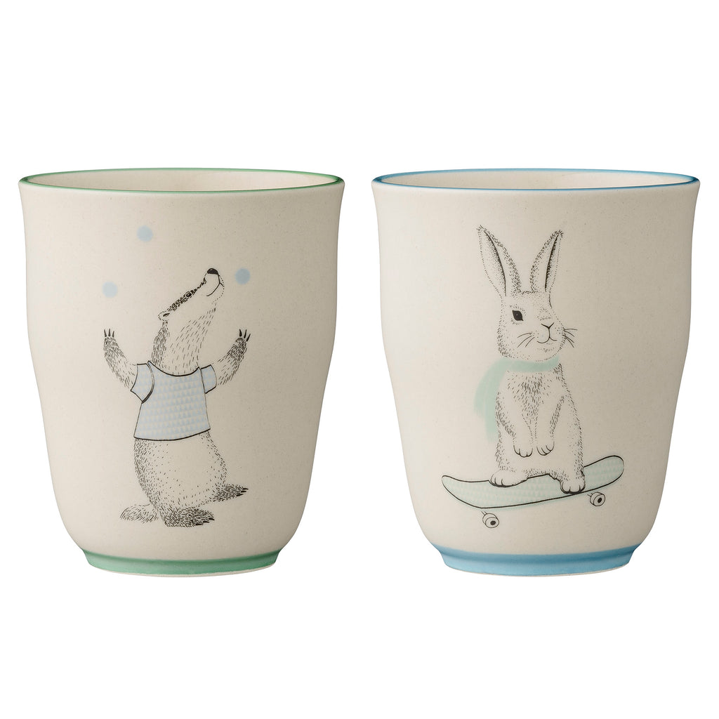 Marius Cups, Set Of 2