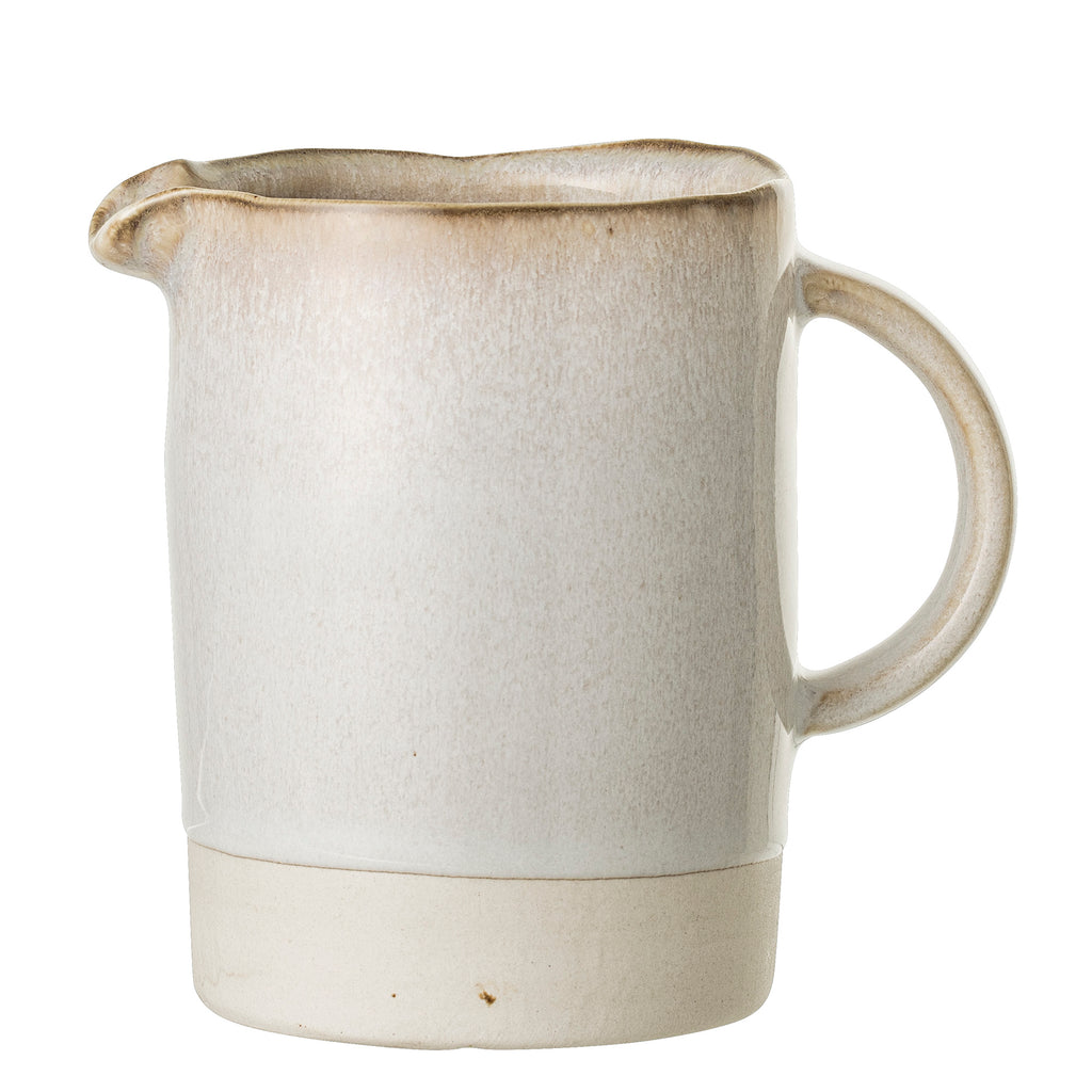 Carrie Jug, Natural - Small