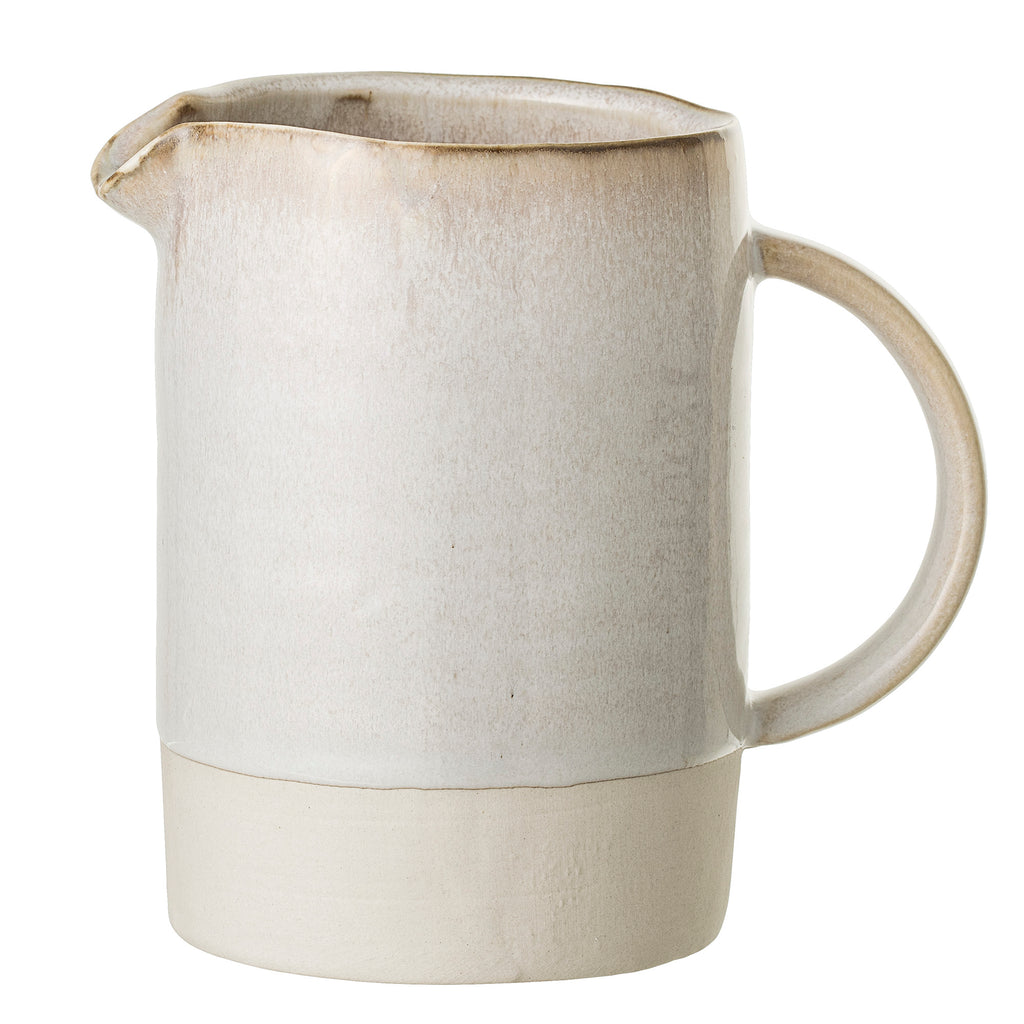Carrie Jug, Natural - Large