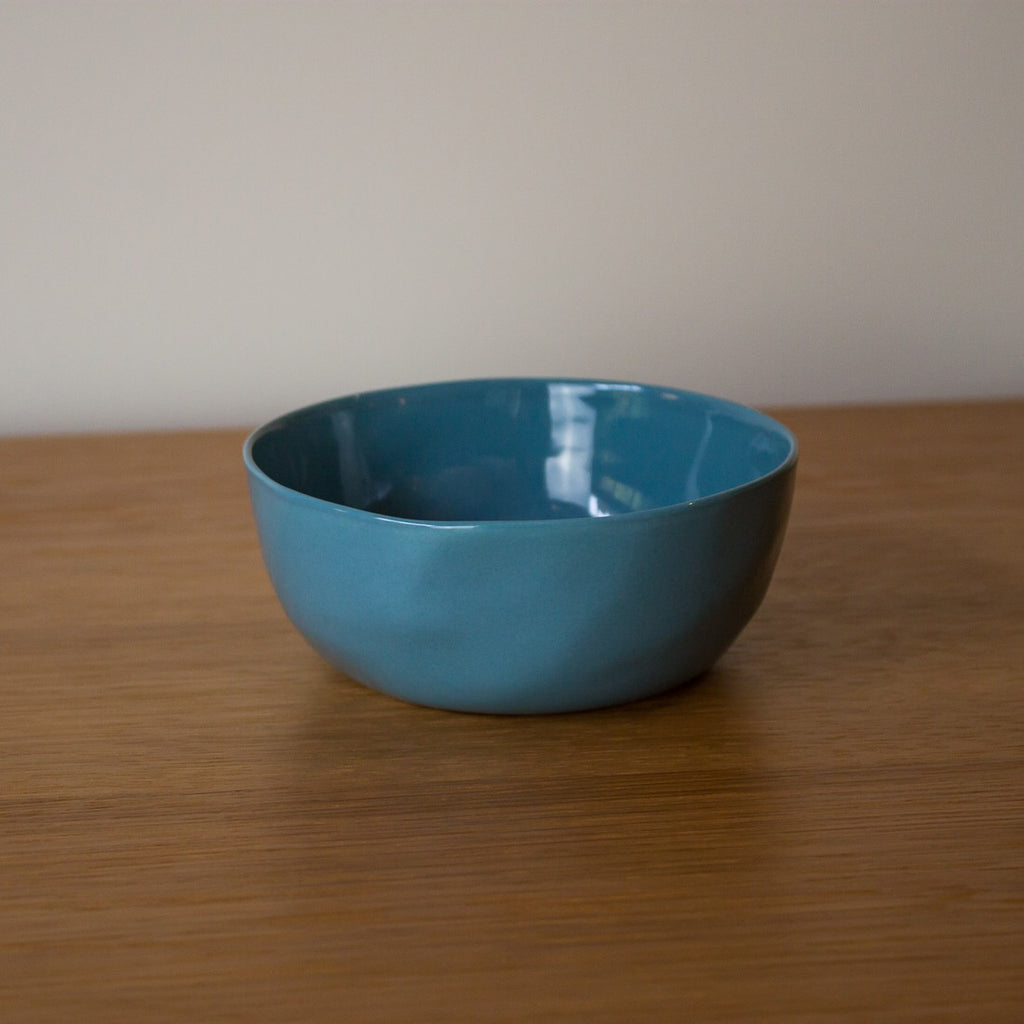 Dipping Bowl, Turquoise Sea