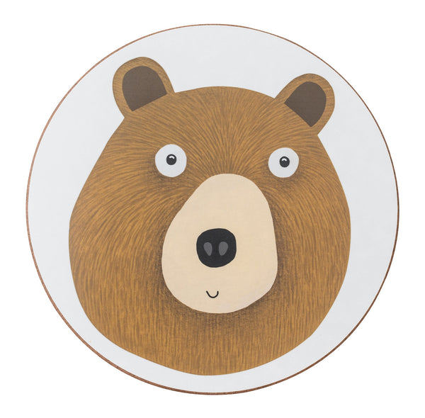 Miss Bear Placemat