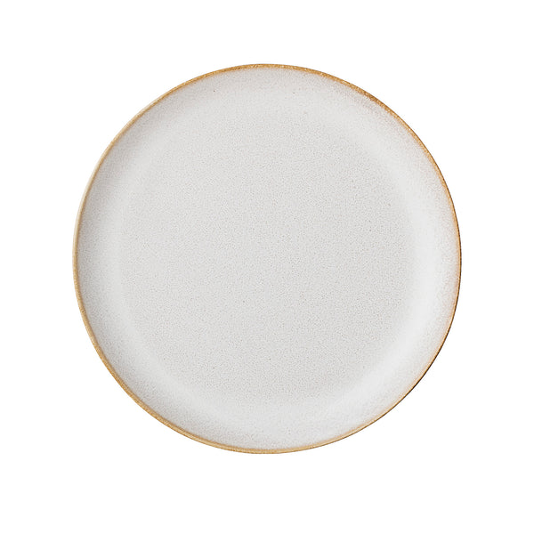 Carrie Side Plate, Natural