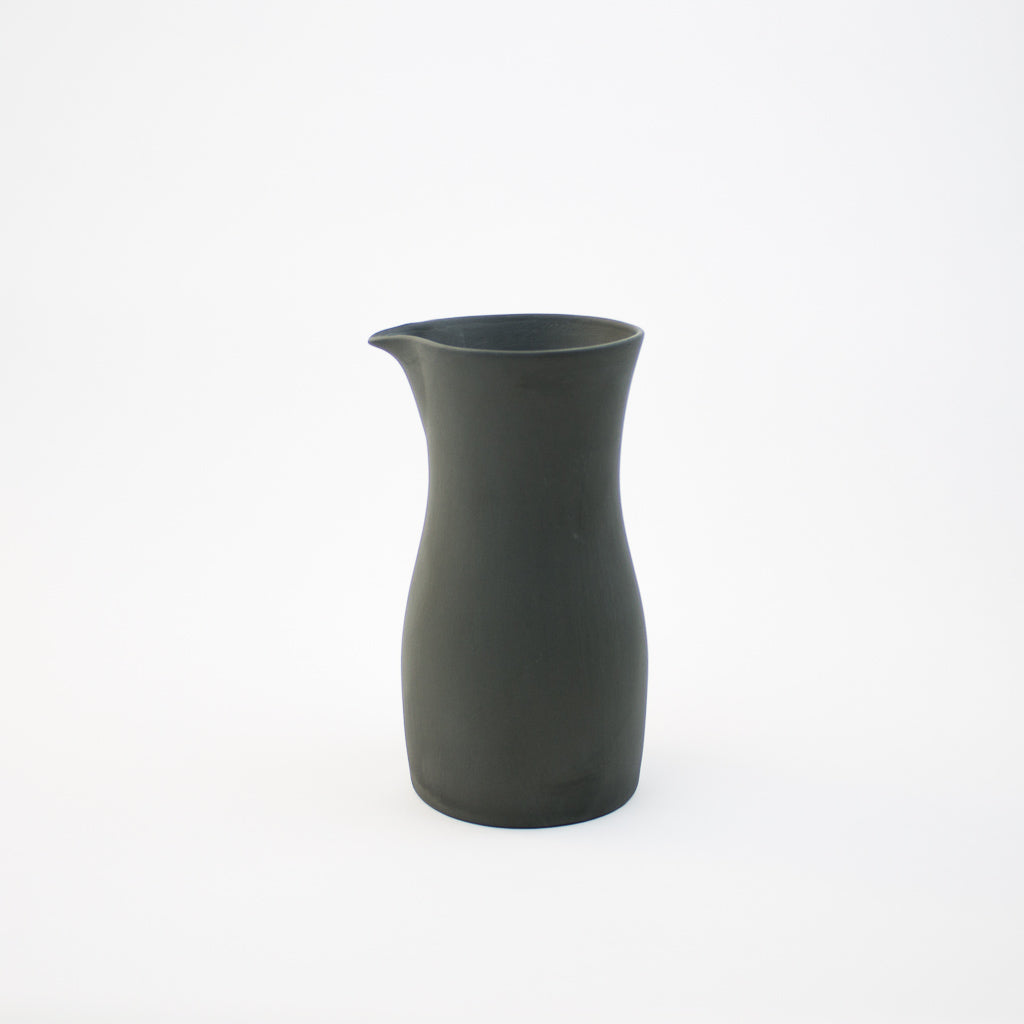 Sue Pryke Carafe, Charcoal