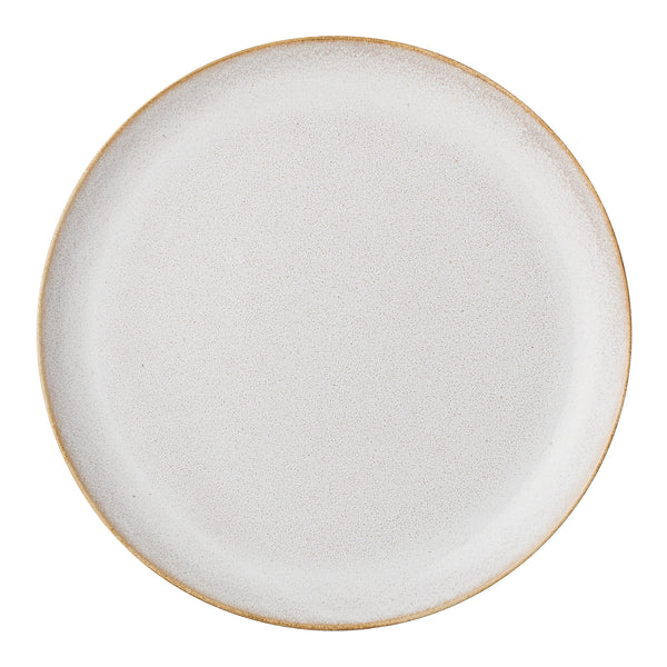 Carrie Plate, Natural