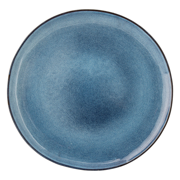 Sandrine Side Plate, Blue