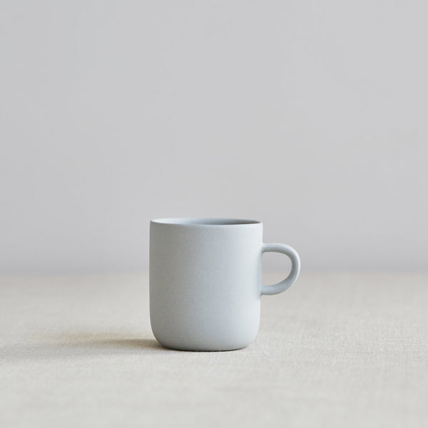 Mr & Mrs Little Cup, Pale Grey