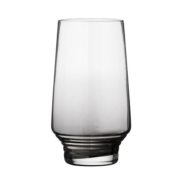 Grey Drinking Glasses, Set of 6