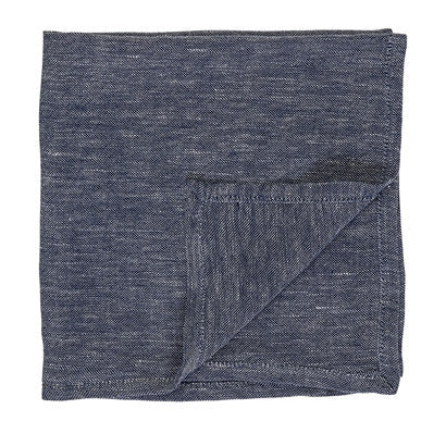 Napkin, Denim Blue