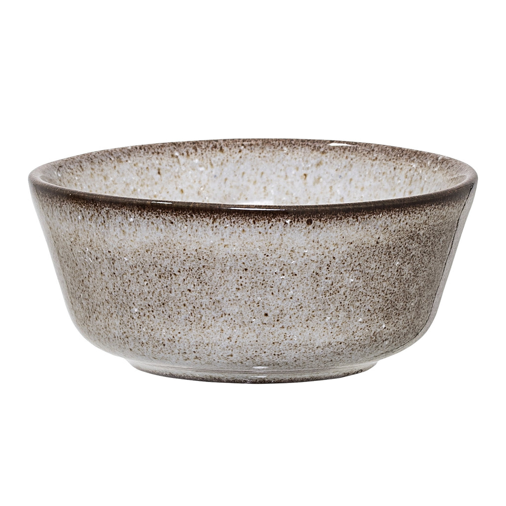 Sandrine Dipping Bowl, Grey