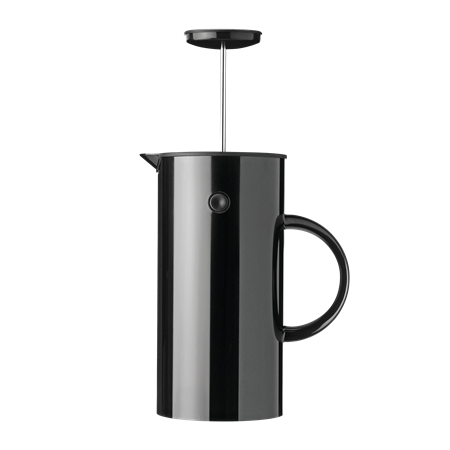 Stelton EM Coffee Press, Black