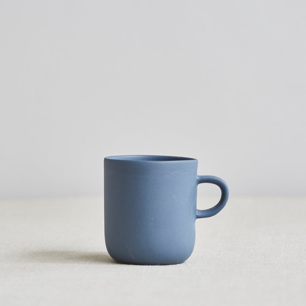 Mr & Mrs Espresso Cup, Indigo