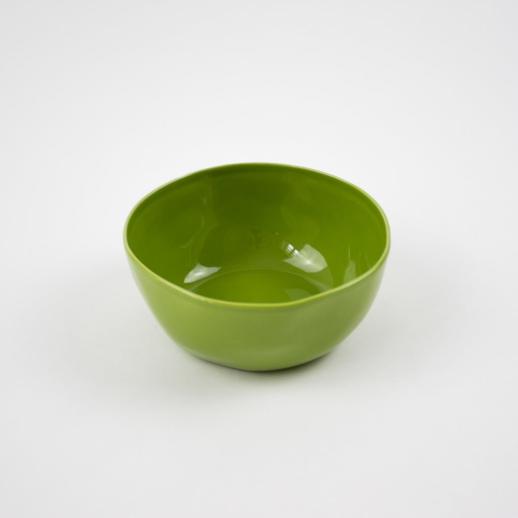 Dipping Bowl, Dark Lemongrass
