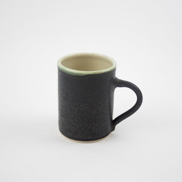 Sue Ure Espresso Cup in Charcoal