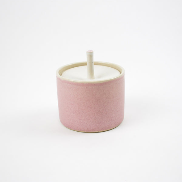 Storage Jar, Pink - Small