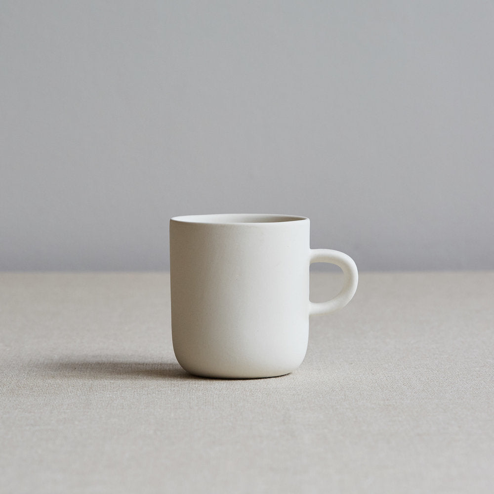 Mr & Mrs Espresso Cup, Natural Stone