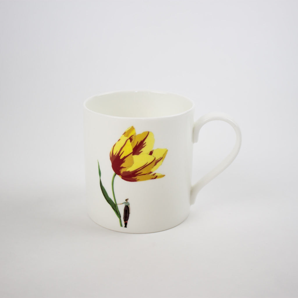 In Bloom Mug, Tulip
