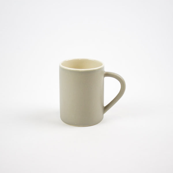 Sue Ure's Maison collection - grey espresso cup