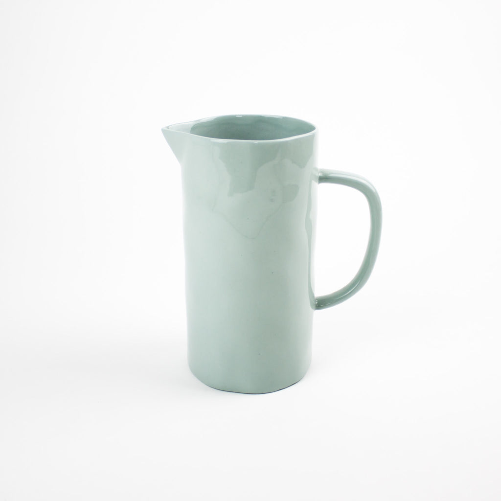 Large Jug, Pale Blue