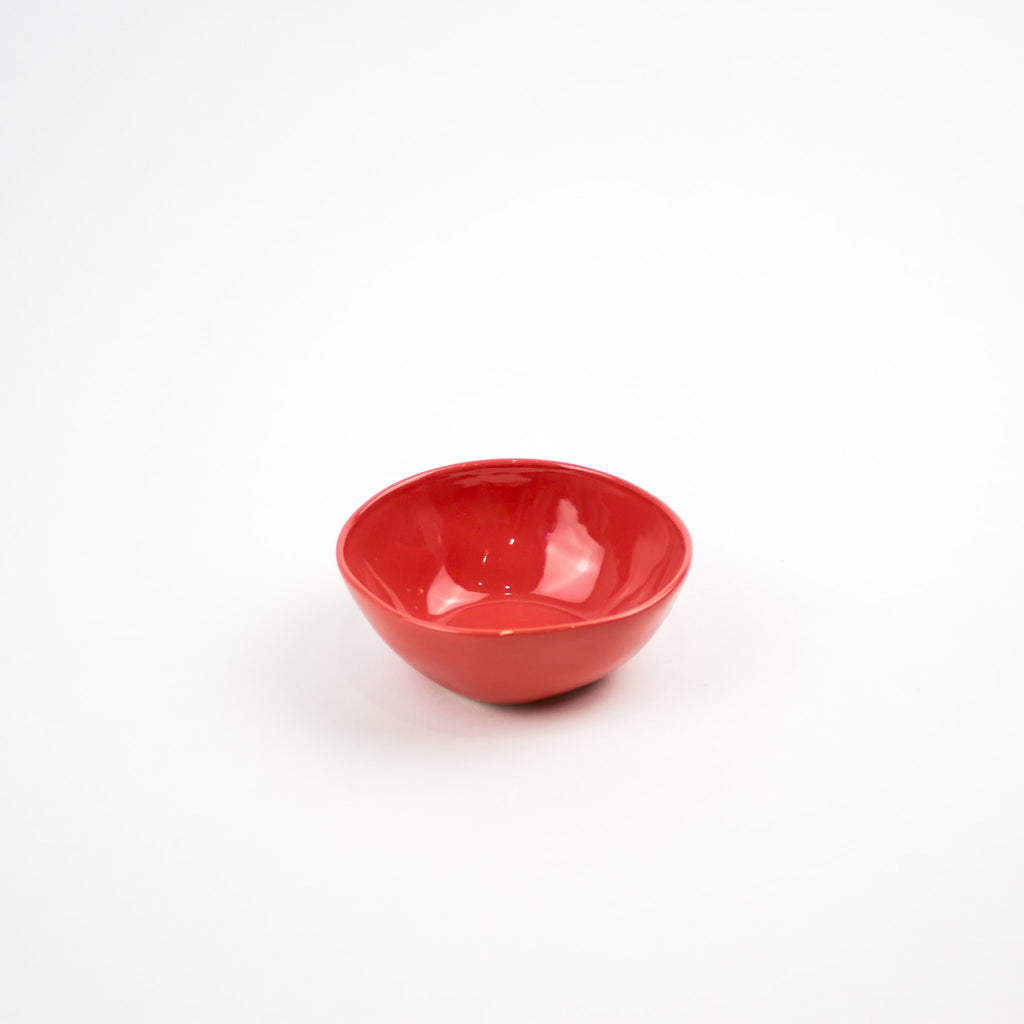 Pinch Pot, Deep Coral