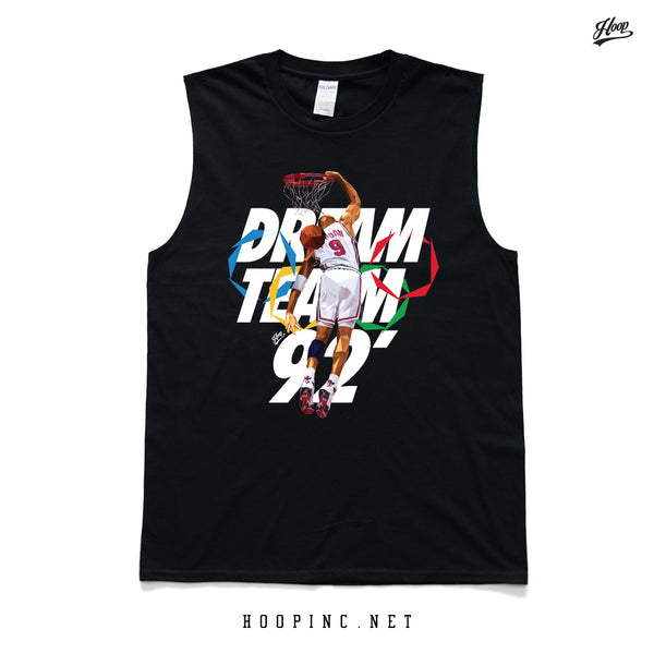 """USA 92' DREAM TEAM"" Sleeveless tee"