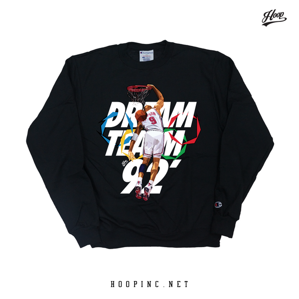 """USA 92' DREAM TEAM"" sweater"