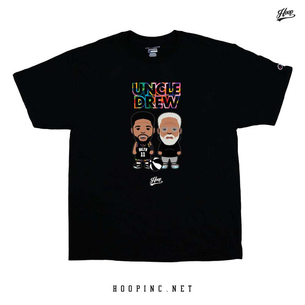 """UNCLE DREW 3RD Generation"" tee and sleeveless"