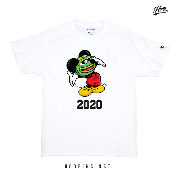 """KERO-PEPE #2020 YEAR OF THE RAT"" tee #2"