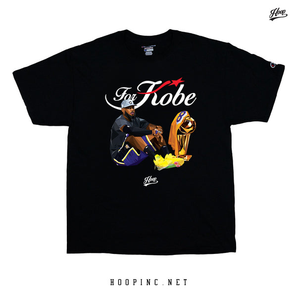 """FOR-KOB"" tee / sleeveless tee + sticker set [STYLE A]"