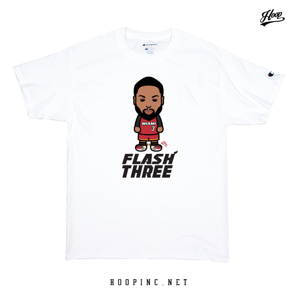 Flash Three Tee