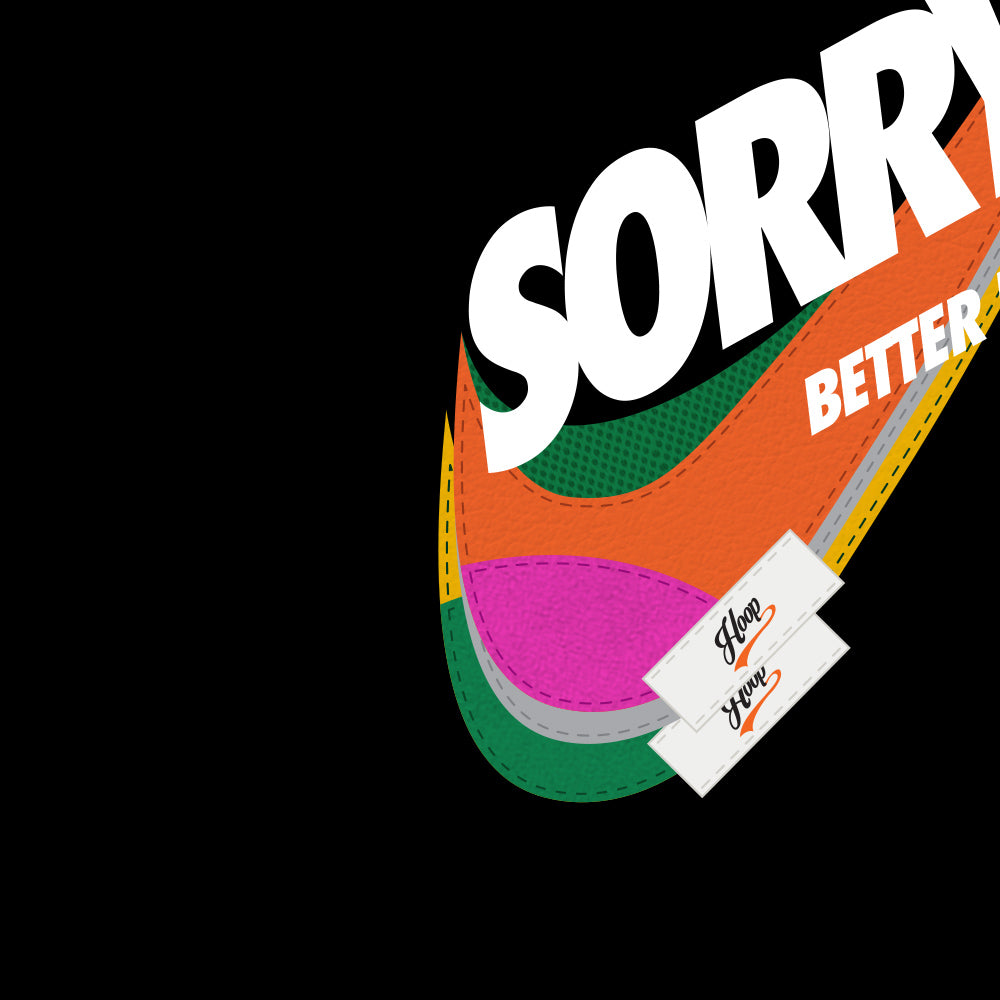 """Better Luck Next Time, SOR-CA-RI MULTI-COLOR"" Tee"