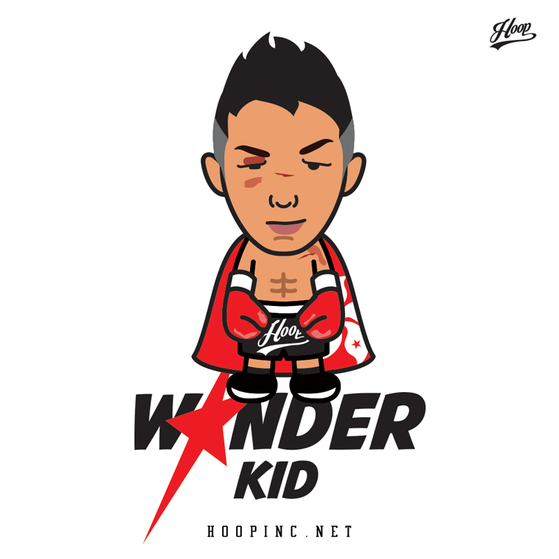 """Hong Kong Wonder Kid"" Tee"