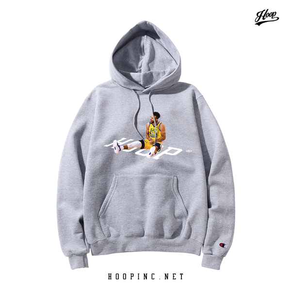 """Steph Gonna Steph"" Hoodie Grey"