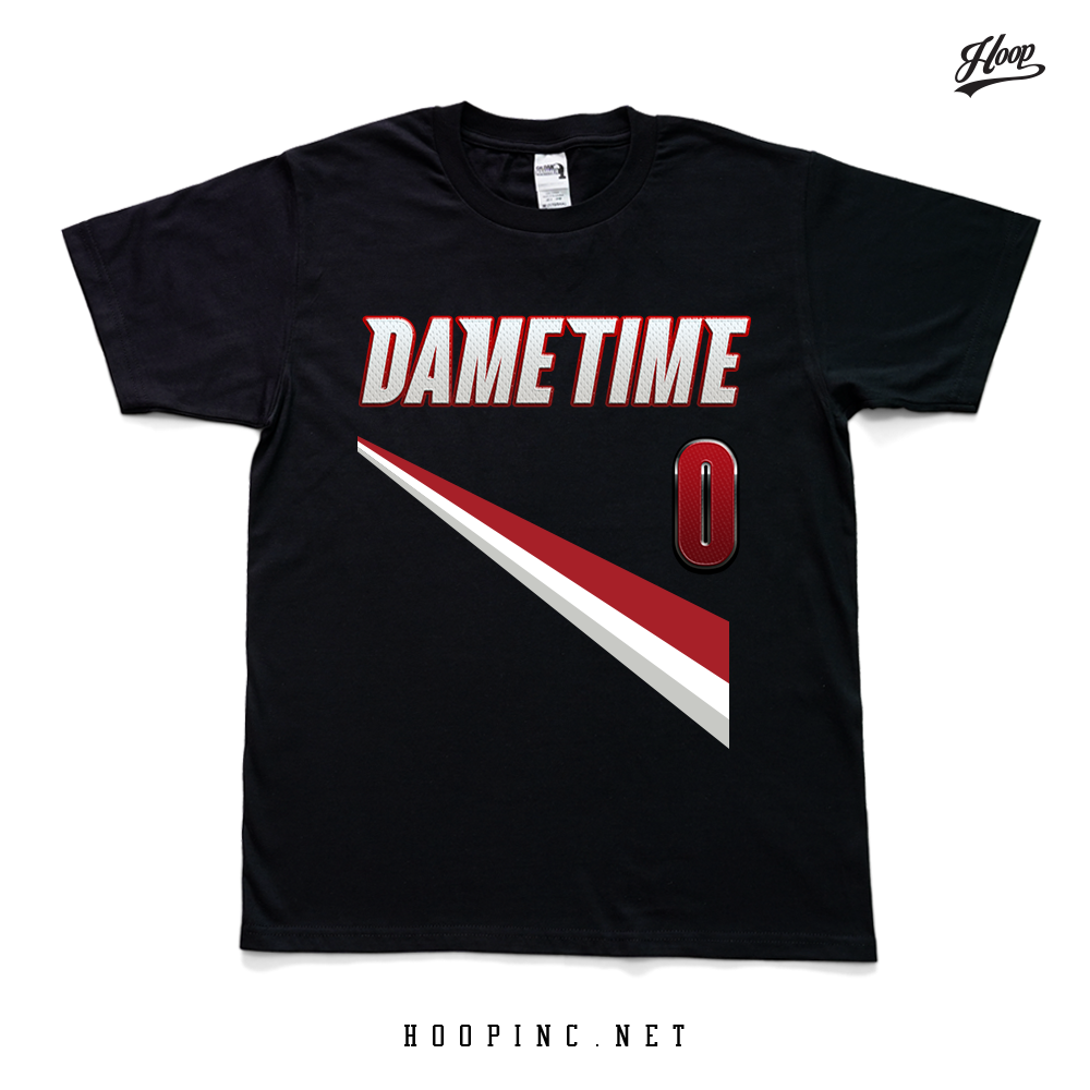 """DAME TIME"" short sleeve and sleeveless tee"