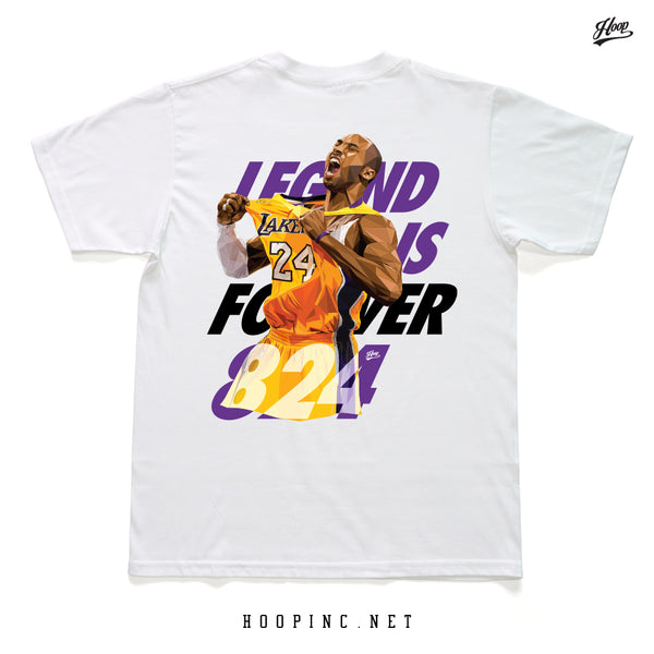 """Legend is forever 824"" Tee"