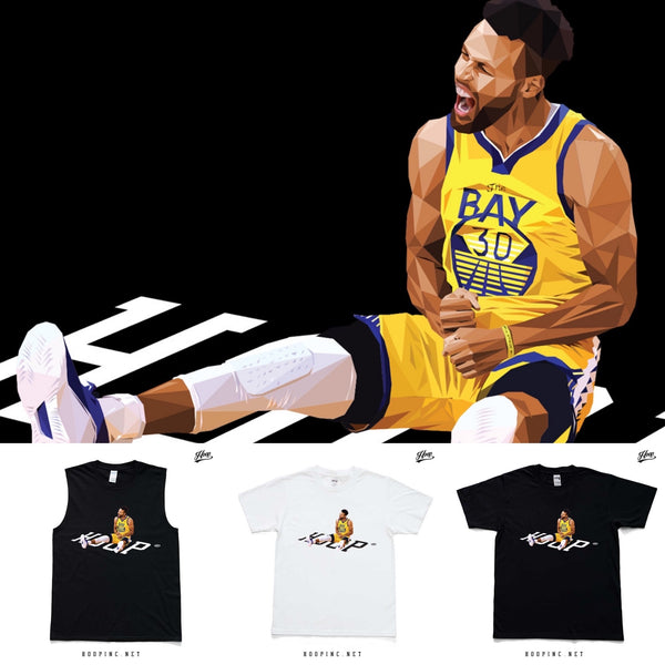 """Steph Gonna Steph"" tee / sleeveless tee"