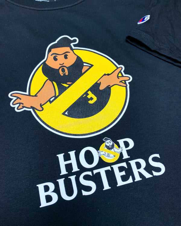 """HOOP BUSTERS - AD #3 "" tee and sleeveless"