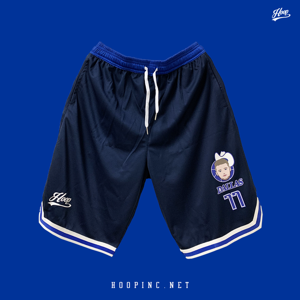 """DALLAS 77"" shorts"