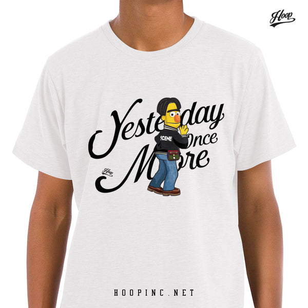 """Yesterday Once More"" Tee"