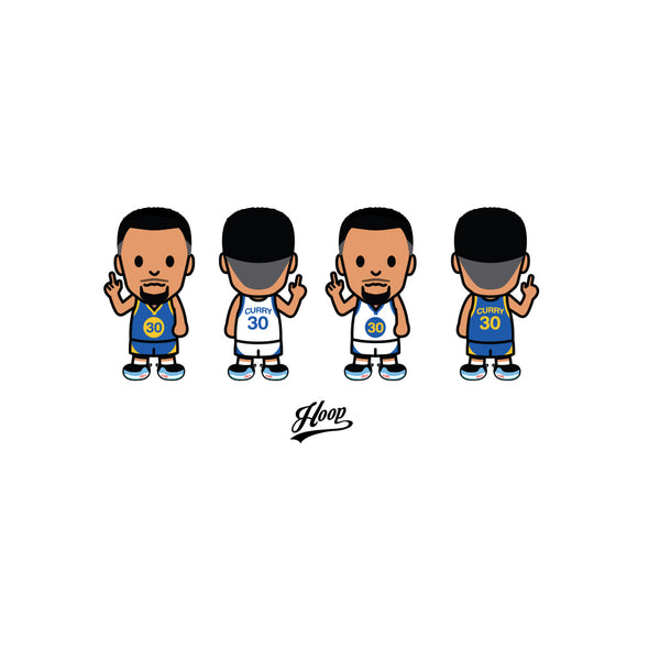 Curry Mini Player Turn Around Tee