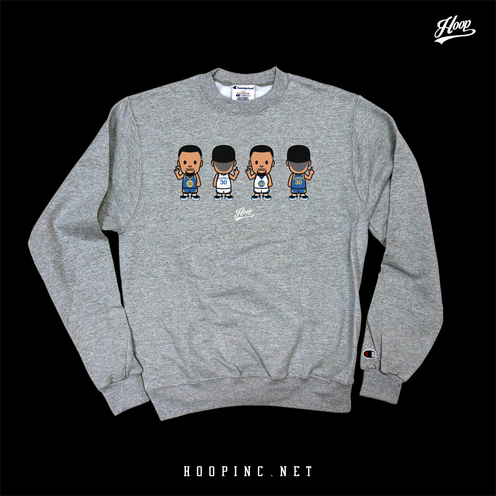 Curry Mini Player Turn Around Sweater