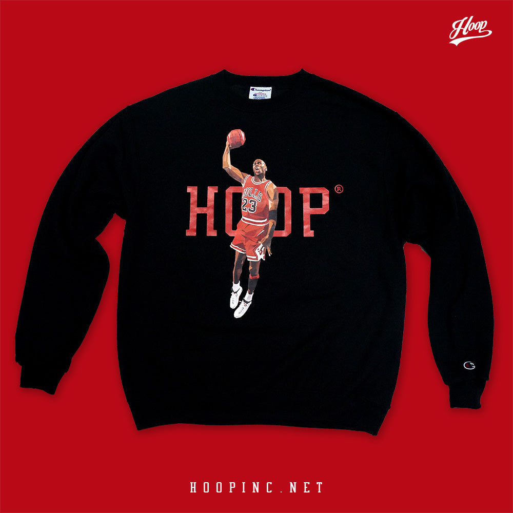 """HOOP #23"" sweater"